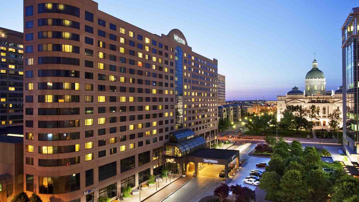The Westin Indianapolis 8