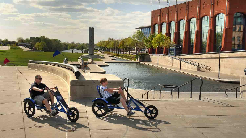 Wheel Fun Rentals - Bike Rentals 2
