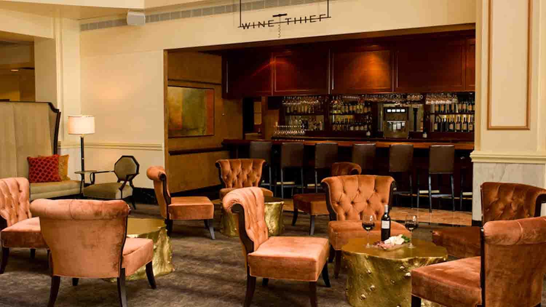 Wine Thief at Omni Severin Hotel 1