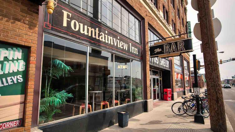 Fountainview inn 1 list