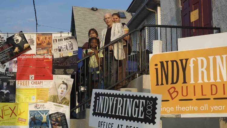 Indy fringe theatre 1 list