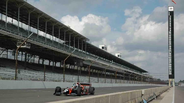 Indy racing experience 4 list