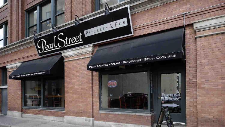 Pearl street pizzeria 1 list