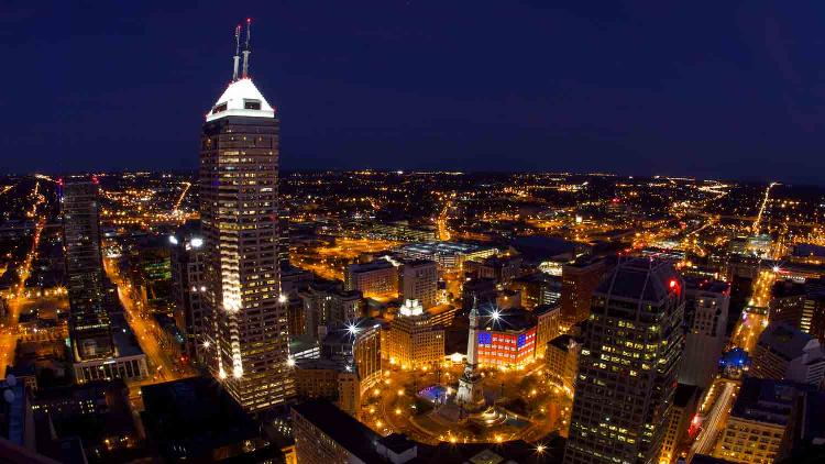 Downtown indianapolis 2 list