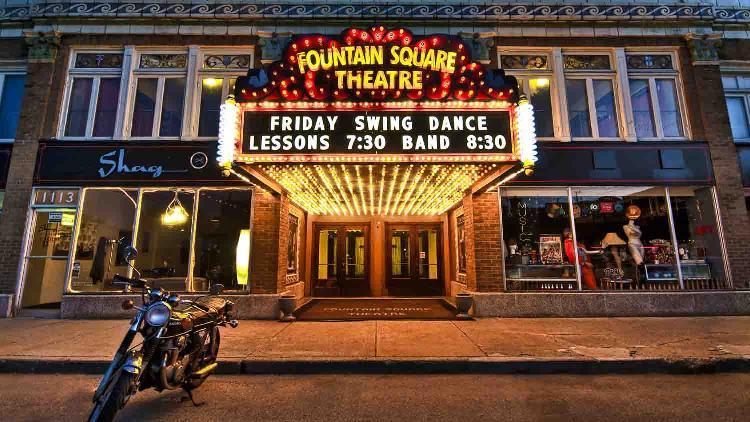 Fountain square theatre building 2 list