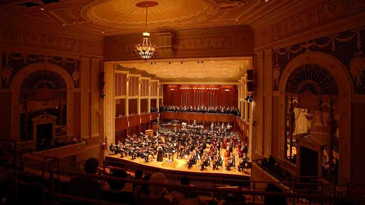 Indianapolis symphony orchestra 1 list