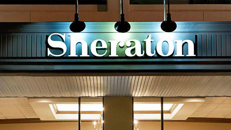 Sheraton lead