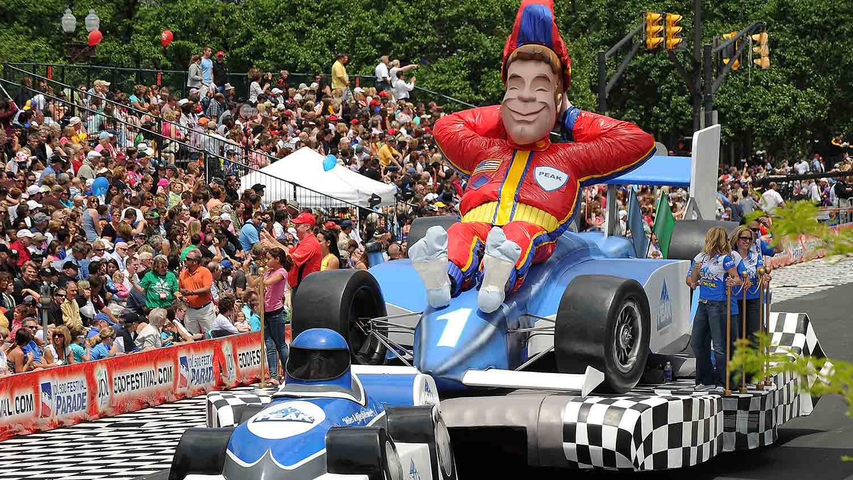 IPL 500 Festival Parade 3