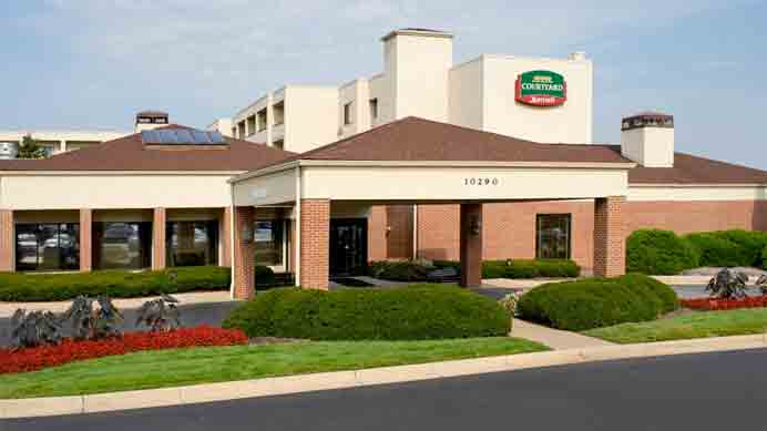 Courtyard by Marriott Indianapolis-Carmel