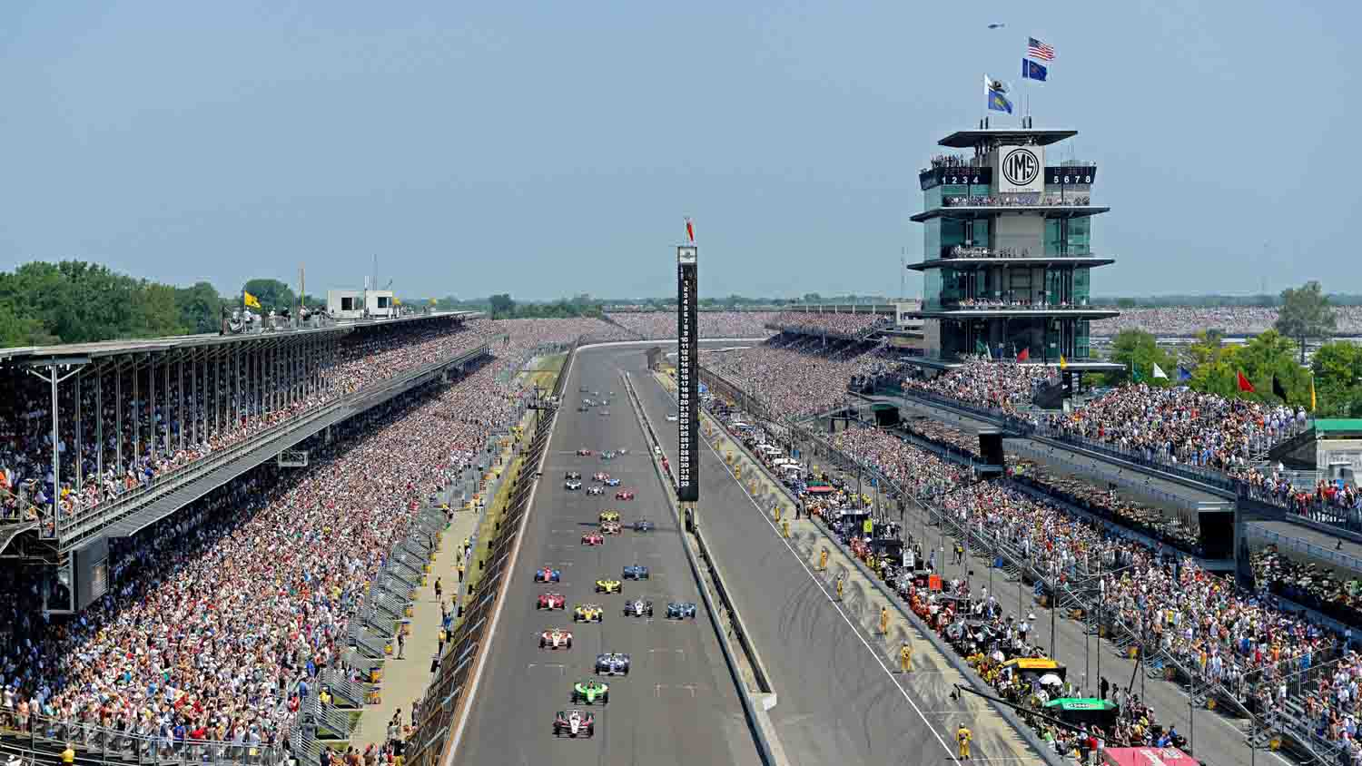 Indy Sports Tour - The Racing & Sports Capital of the World
