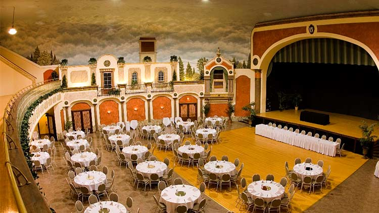 Fountain Square Theatre, Shelby Suites Conference Center 2