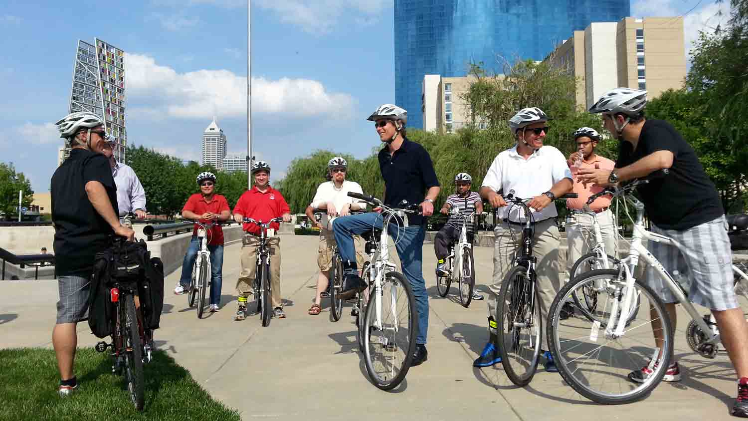 City Biking and Walking Tours