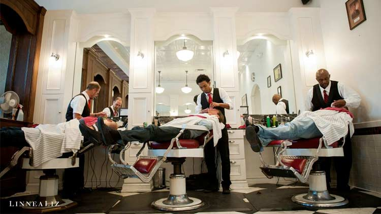 Red's Classic Barber Shop Co.
