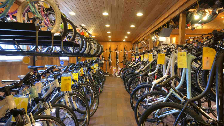 The Bike Line