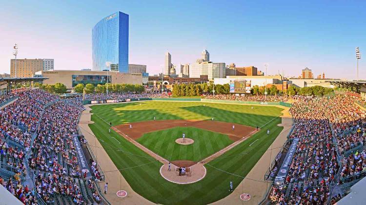 Memphis Redbirds vs. Indianapolis Indians