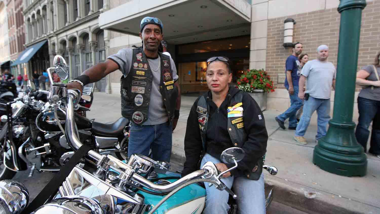 Motorcycles on Meridian 2