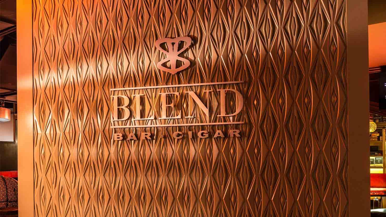BLEND Bar - Cigar