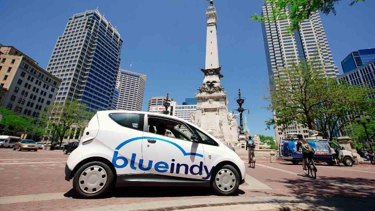 BlueIndy