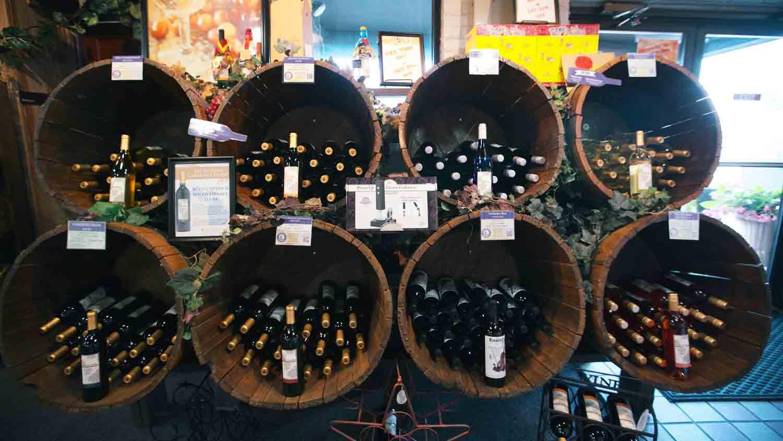 Easley winery 8
