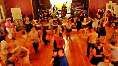 Friday Night Swing Dance