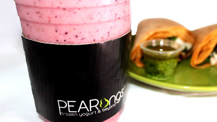 Pearings Cafe & Frozen Yogurt