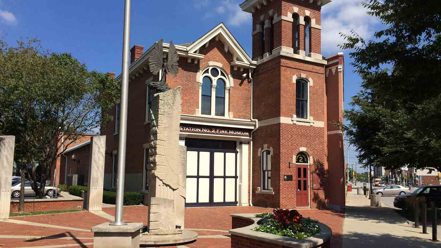 Indianapolis Firefighters Museum & Historical Society