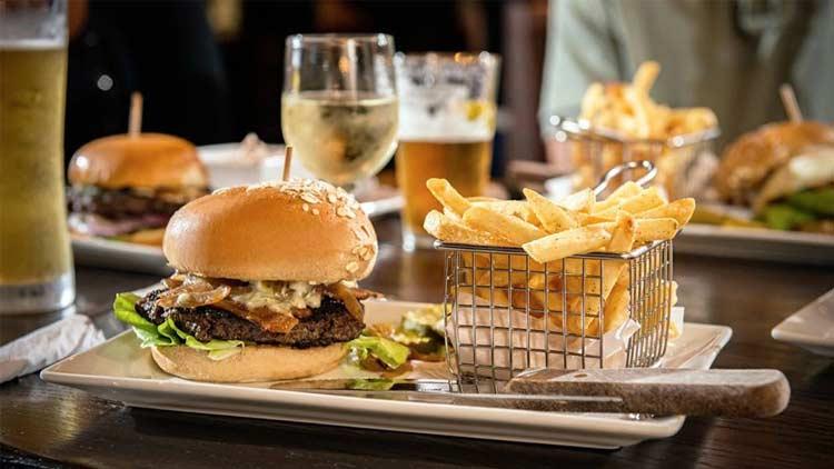 Burgerhaus Restaurant