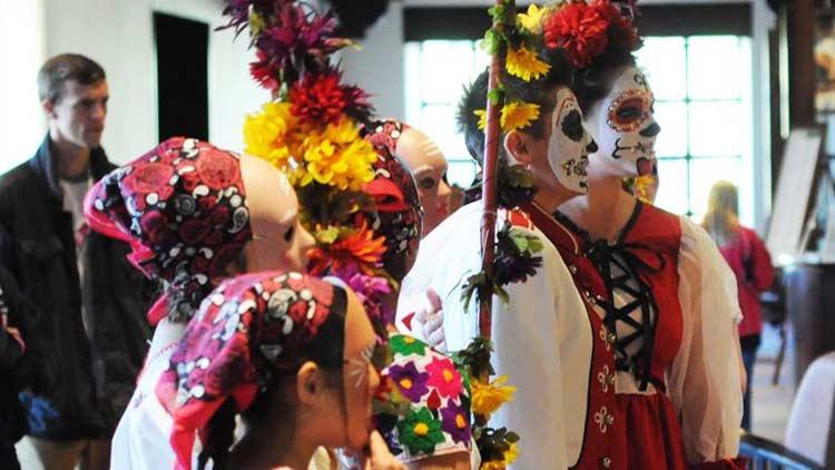 Dia de los Muertos (Day of the Dead) Celebration