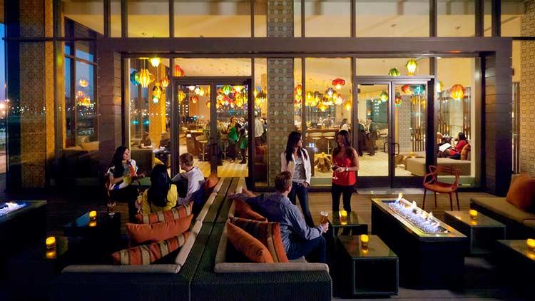 Hotel bar list