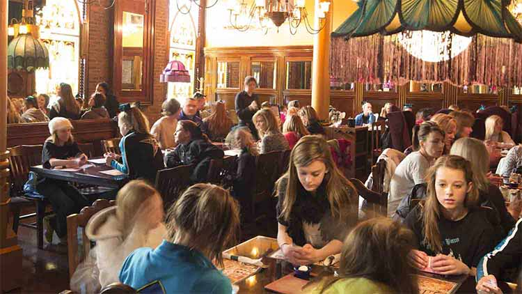 Kid friendly list