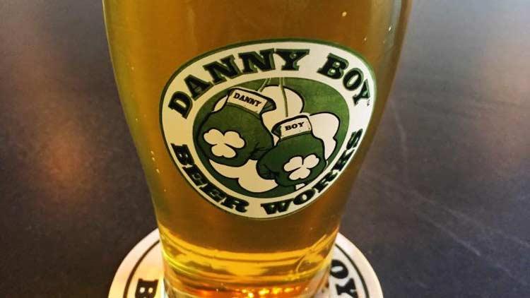 Danny Boy Beer Works 1