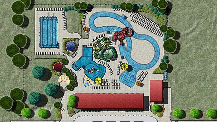 Greenwood Aquatics Park - Freedom Springs 1
