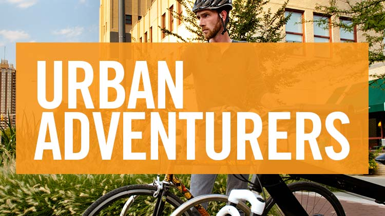 Urban adventurers list