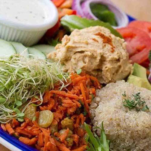 Foodies vegetarian