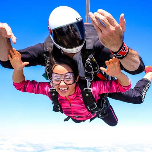 Wild ones skydive