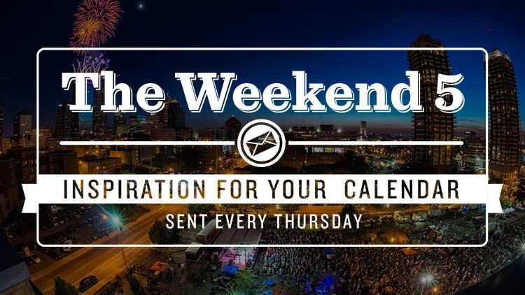 Weekend 5 list