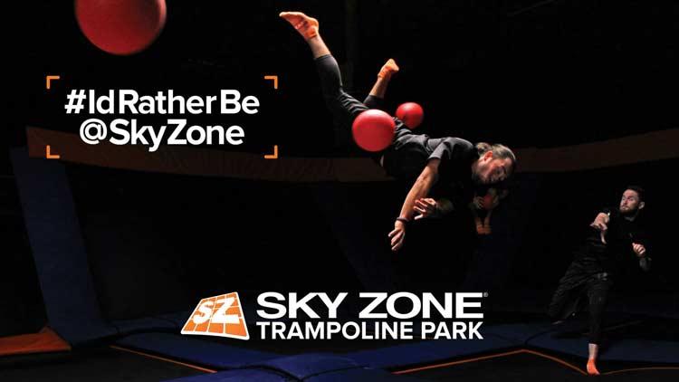 Sky Zone Indoor Trampoline Park - Plainfield 8