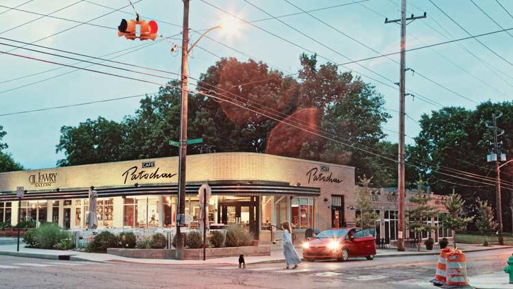 Cafe Patachou 16