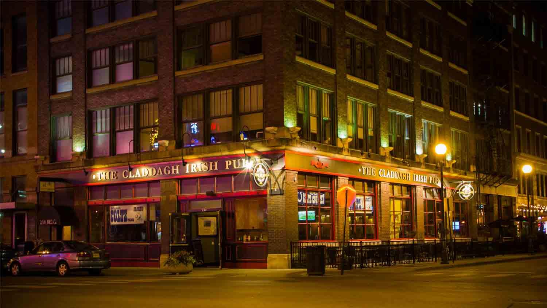 Claddagh Irish Pub - Downtown 1