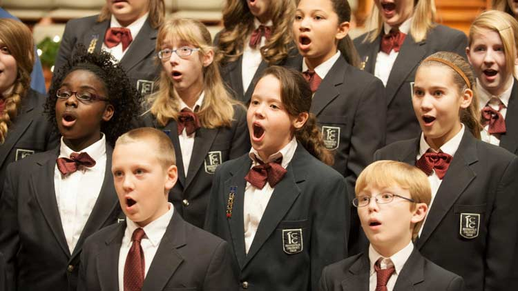 Indianapolis Children's Choir 1