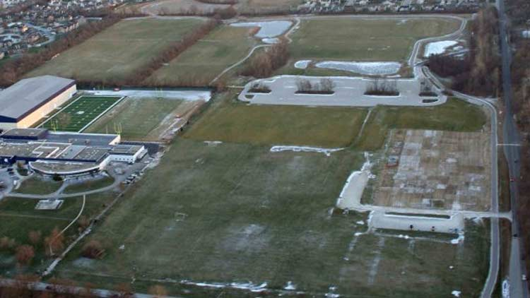 Mary & John Geisse Soccer Complex