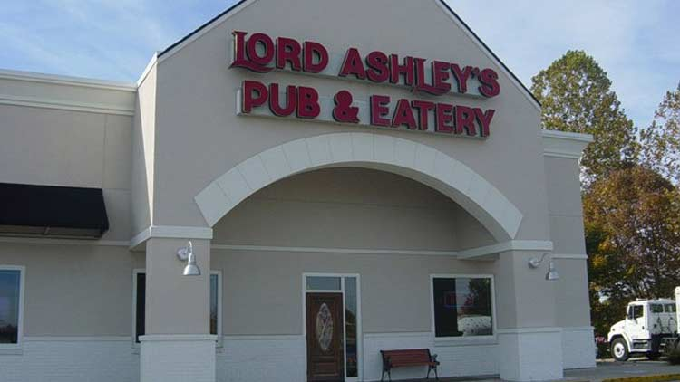 Lord Ashley's Pub