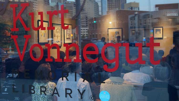 Kurt Vonnegut Museum and Library 5