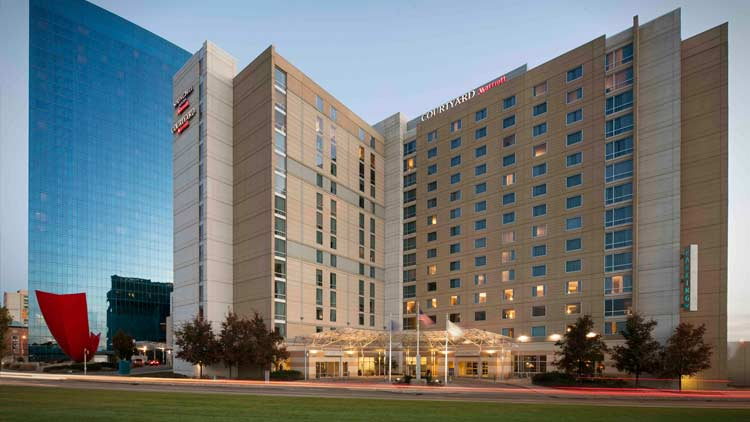 Courtyard by Marriott Downtown Indianapolis
