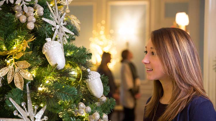 Christmas at Lilly House - Holiday in Bloom 3