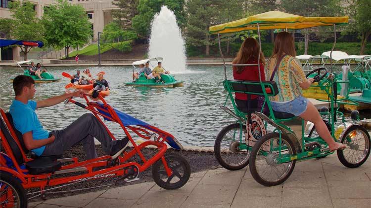 Wheel Fun Rentals - Bike Rentals 6
