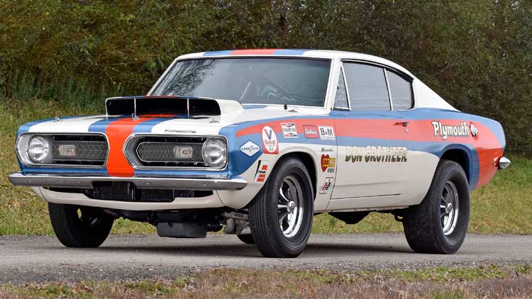 Mecum Spring Classic Car Auction 12