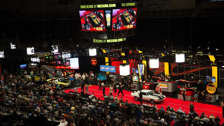 Mecum Spring Classic Car Auction 14