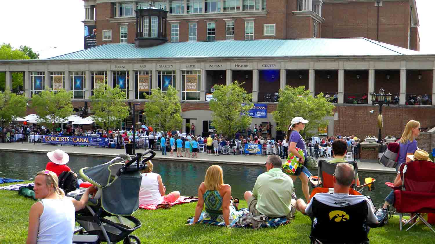 Concerts on the canal 1