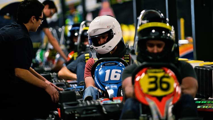 Speedway Indoor Karting 8